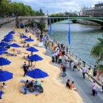 paris plage playa de paris