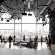 eletric rooftop sala