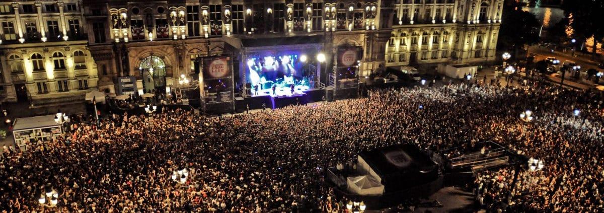 conciertos de verano en paris