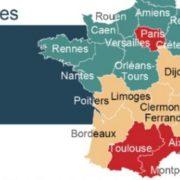 Calendario escolar Francia 2017:2018