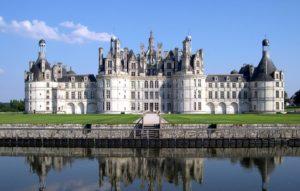 Visitas en Francia- los Castillos del Loira