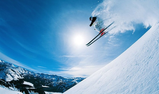 Deportes de invierno en Francia